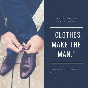 Other - Men's Stylings for All Types
